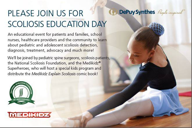 2016 Scoliosis Education Day